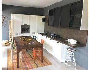 Cucina industriale ad angolo Arredo3 Itaca a prezzo ribassato
