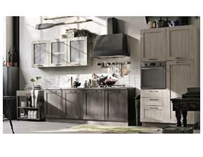 Cucina industriale lineare Stosa cucine City a prezzo scontato