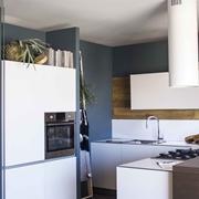Cucina Integra Demode by Valcucine