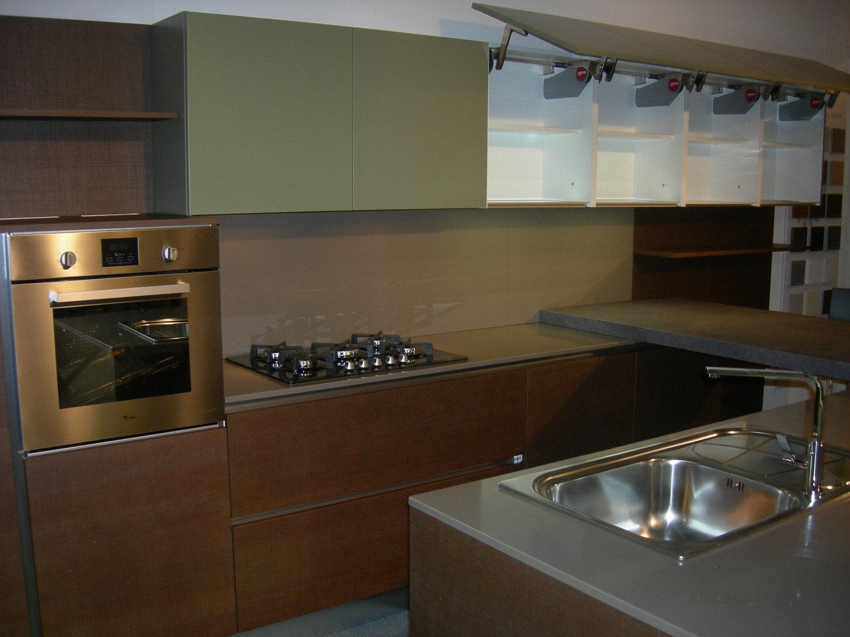 Cucina k200 di zecchinon cucine a prezzi scontati - Top cucina in okite ...