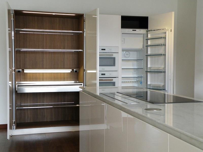 Cucina Key Cucine Arté scontato del -45 % con Elettrodomestici Miele - Cucine...