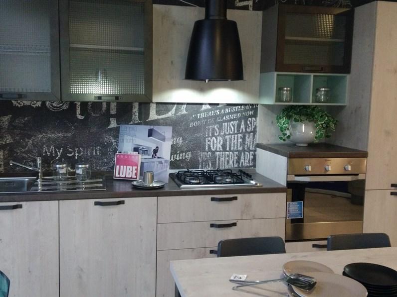 Cucina kyra vintage creo kitchens scontata - Cucina lube kyra ...