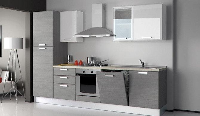 cucina cm lineari 6168 cucine a prezzi scontati