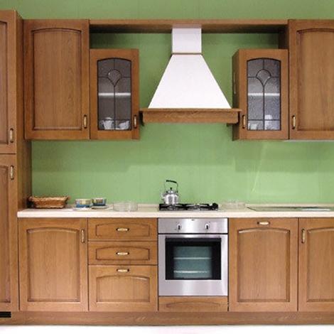 Cucine lineari prezzi cucina gatto cucine vision with for Cucine lineari prezzi