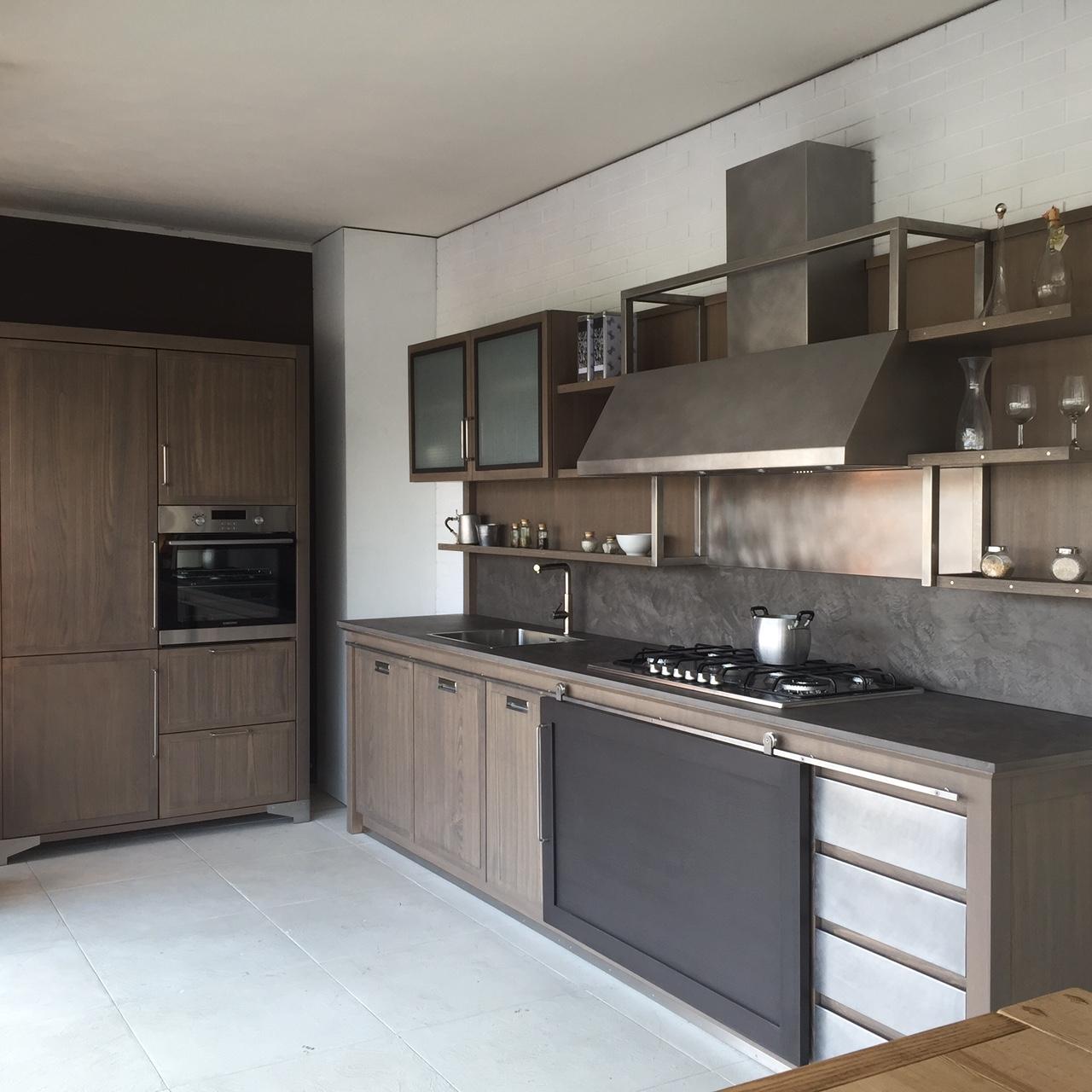 Cucine industriali prezzi top cucina moderna industrial for Cucine in stile