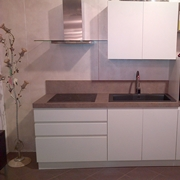 Florian arredo s a s prodotti in offerta ed occasioni - Cucina bianca opaca ...