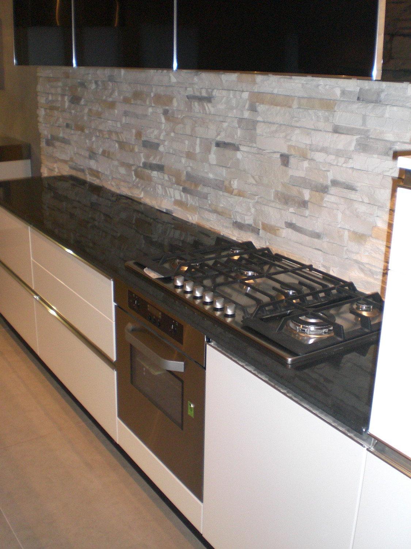 Cucina laccata lucida scontata 5720 cucine a prezzi scontati - Cucina moderna laccata ...