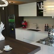 valdesign cucine cucina laccata bianca olmo caff scontato del 40
