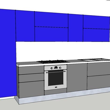 disegno cucina