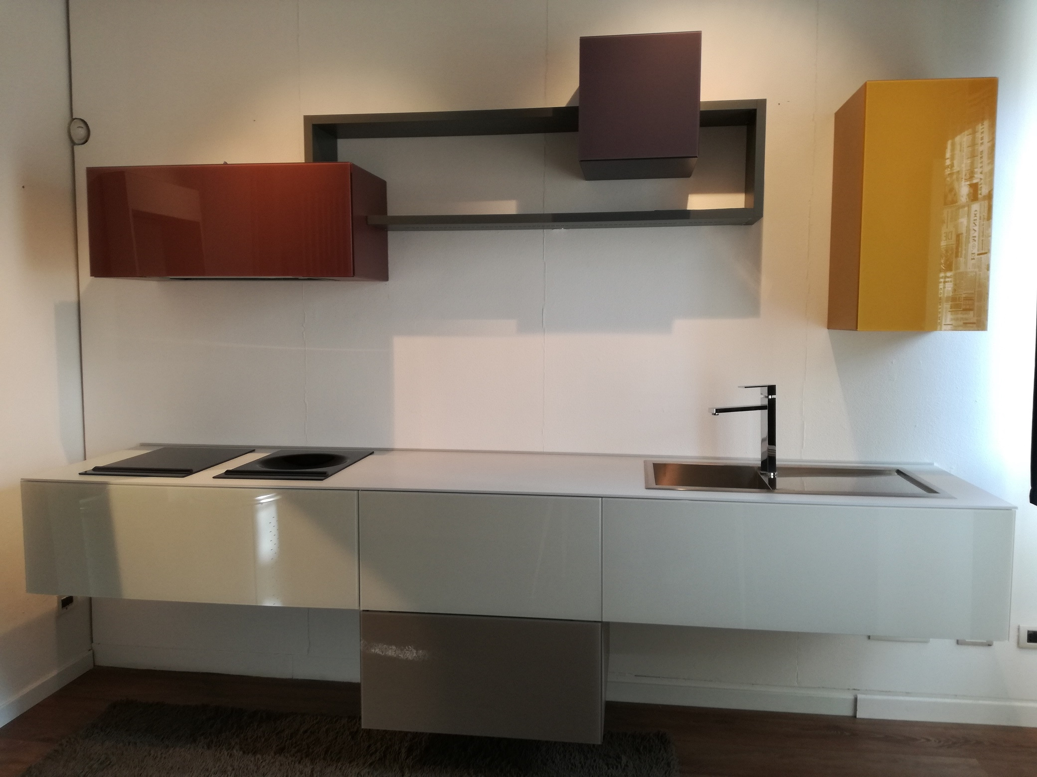 Showroom cucine bologna located in bologna italy this for Bolelli arredamenti