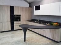 Cucine In Larice. Il Paraschizzi Per La Cucina With Cucine ...