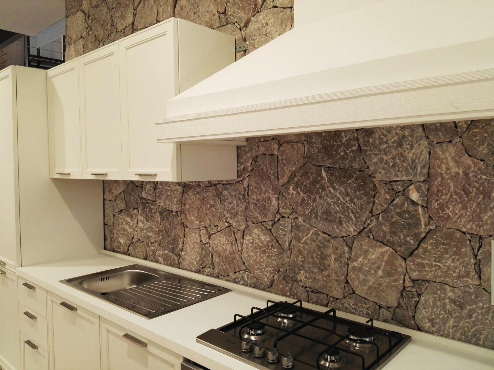 Cucina le fablier melograno moderna legno cucine a - Cucine le fablier ...
