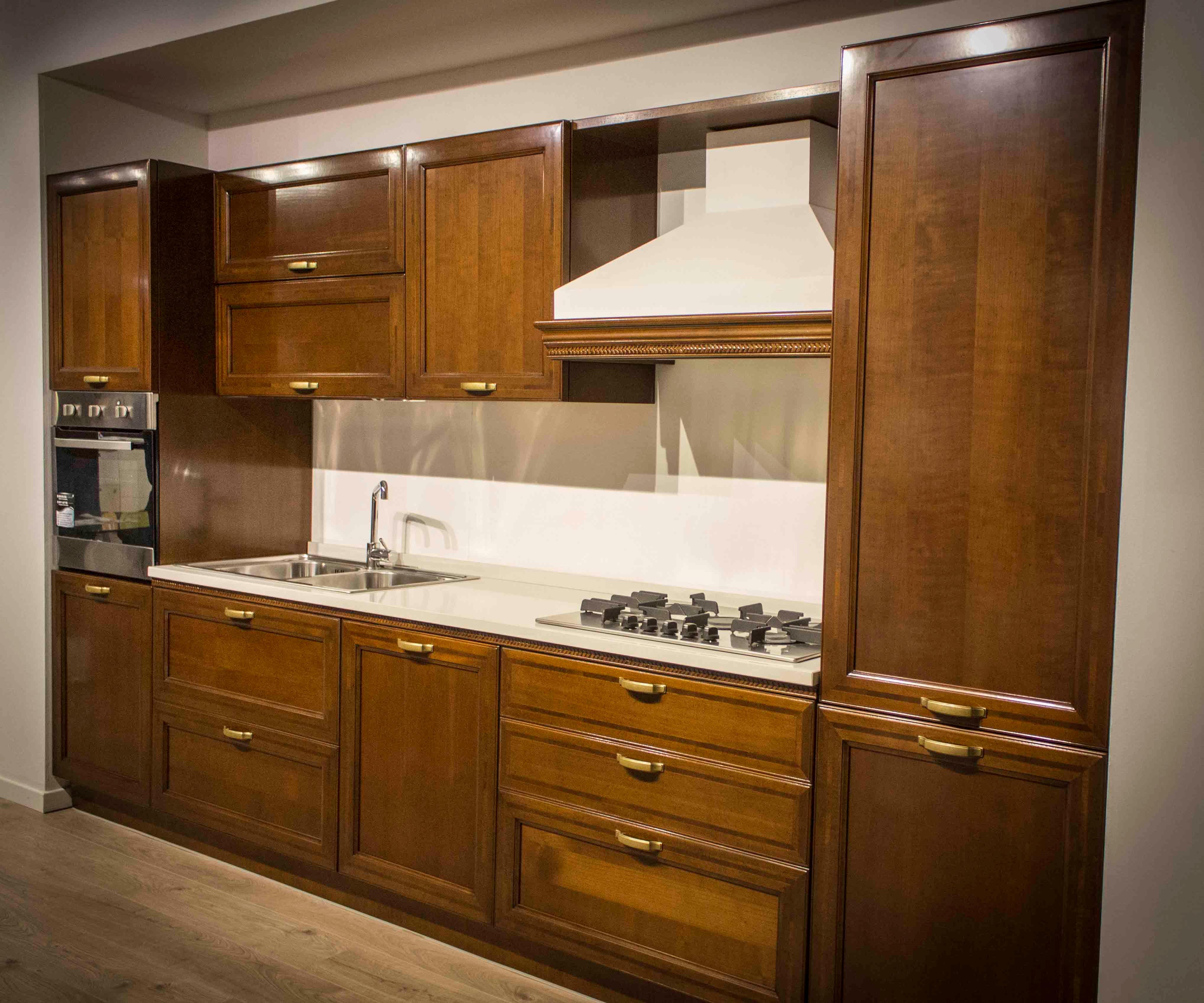 Cucina le fablier mod i ciliegi scontata del 50 cucine a prezzi scontati - Mobili le fablier cucine ...