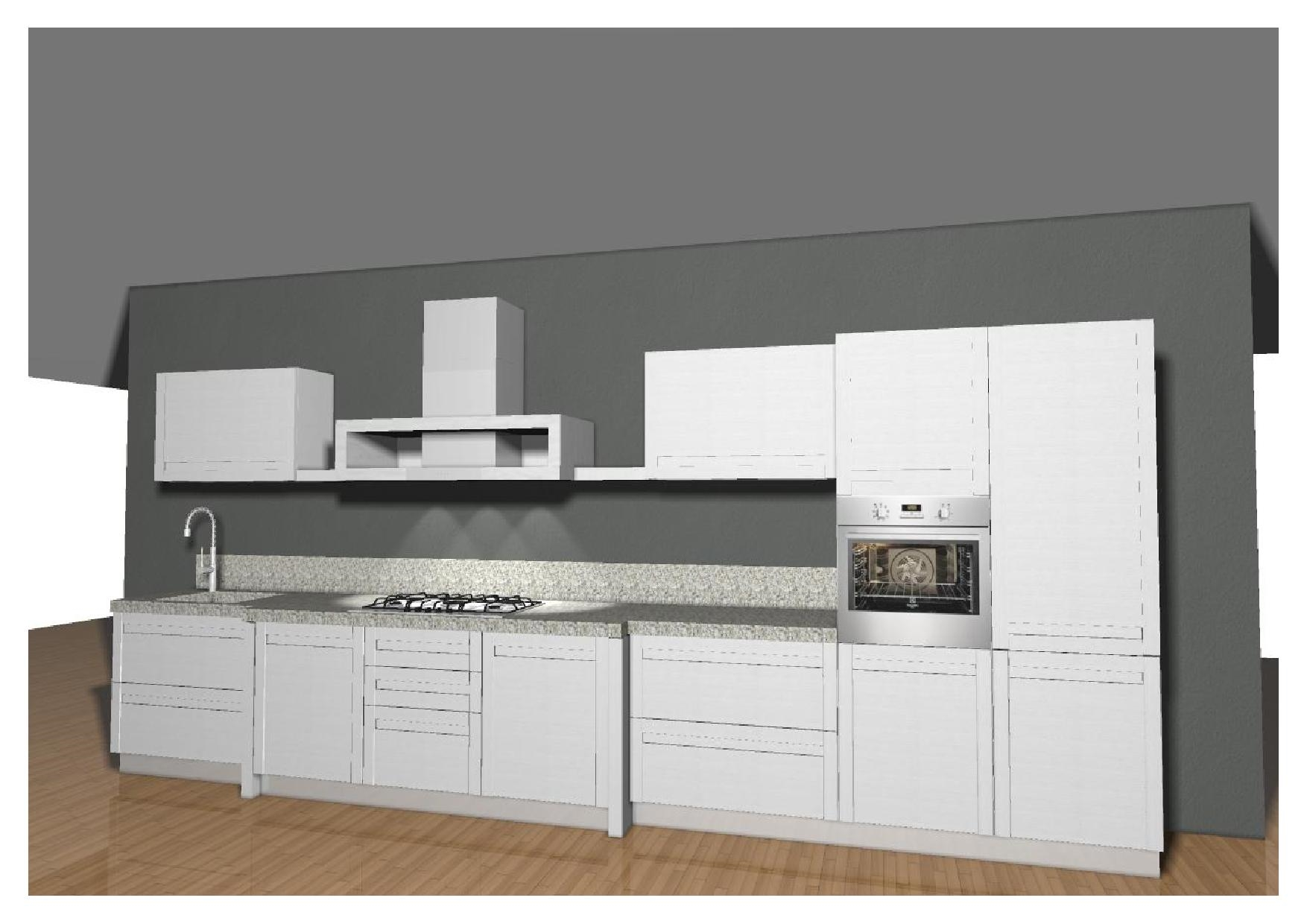 Cucina legno massello cucine a prezzi scontati for Cucine legno massello