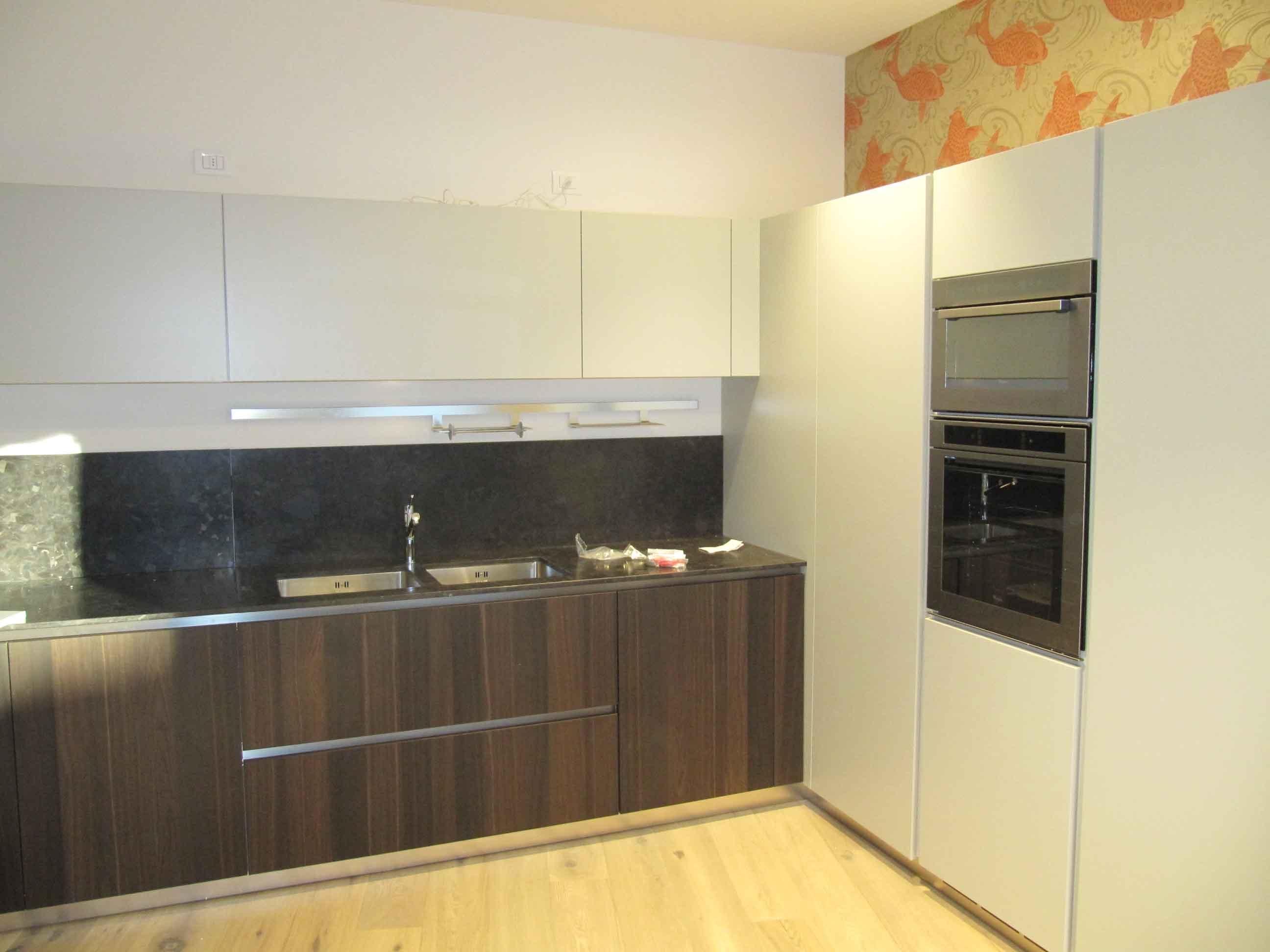 Cucina design legno Rovere - Cucine a prezzi scontati