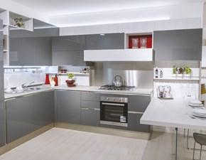 Cucina Like go moderna altri colori con penisola Veneta cucine