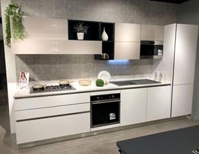 Cucina Like j moderna bianca lineare Veneta cucine