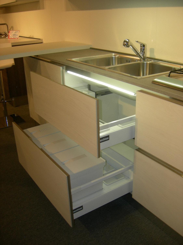 Cucina Line Up System Line Cucine A Prezzi Scontati #936E38 1125 1500 Top Per Cucina In Laminato Vendita On Line