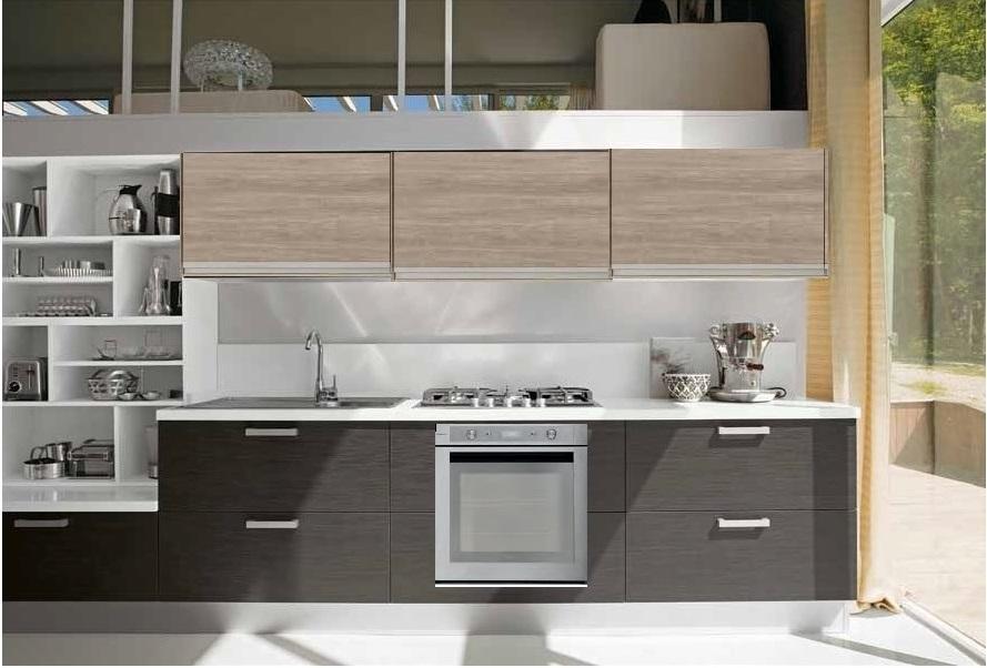 Cucina grigio moderna living la scelta giusta variata for Cucina moderna grigio chiaro