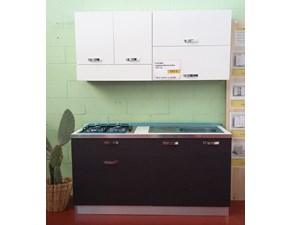 Cucina lineare 160 cm ideale per piccoli spazi - OFFERTA OUTLET