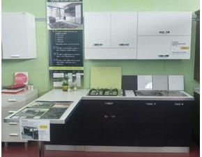 Cucina lineare 160 cm Vera a prezzo scontato