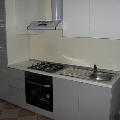 Cucina imab group cucina laccata grigia moderna laminato opaco grigio cucine a prezzi scontati - Imab group cucine ...