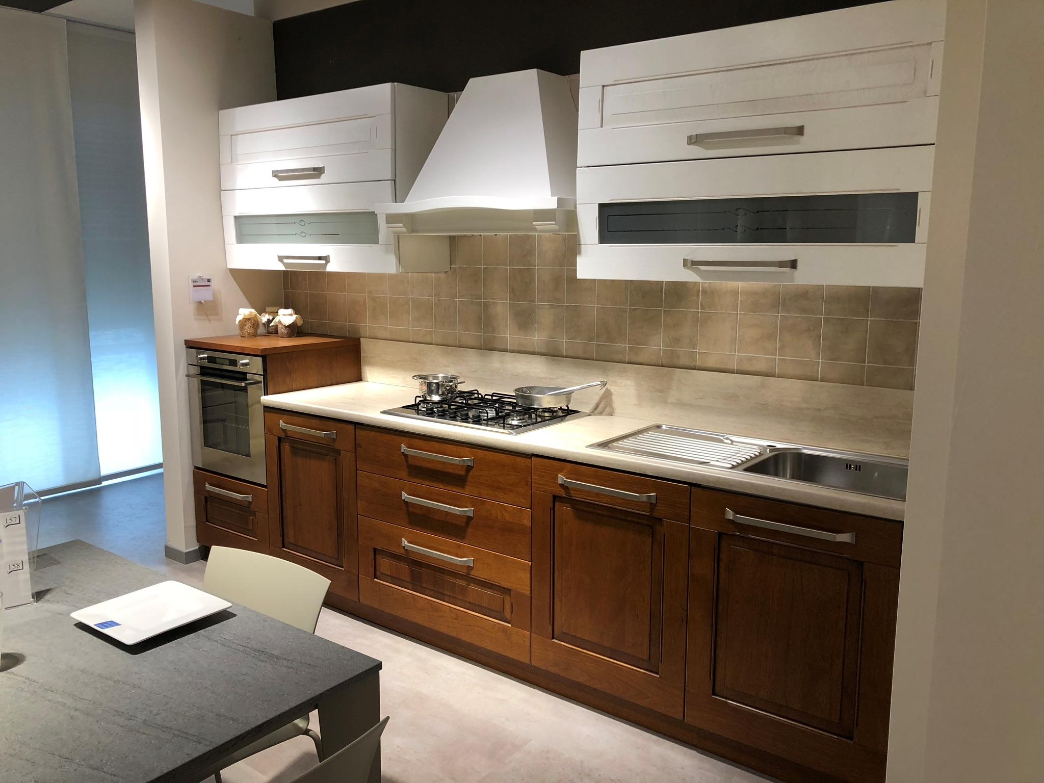 cucina lineare aida di stosa cucine in offerta outlet