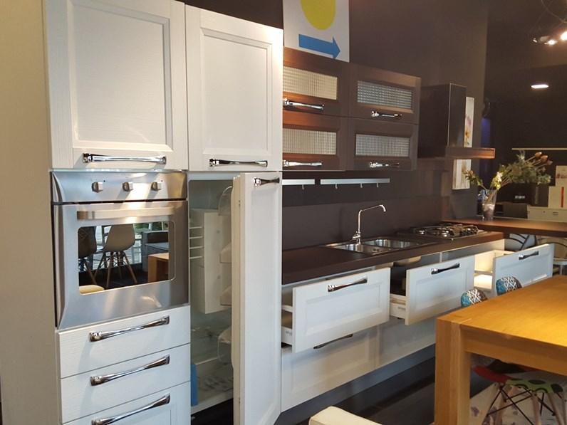 Cucina lineare aran aran cucine con uno sconto del 70 - Aran cucine outlet ...