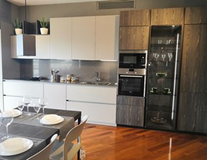 Cucina lineare Arké Pedini cucine con un ribasso vantaggioso