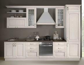 Cucina lineare Bea  cm.330 Net cucine con un ribasso vantaggioso