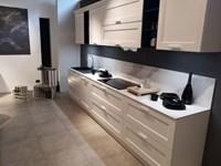 Cucina lineare classica Asolo Dibiesse a prezzo ribassato