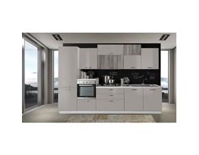 Cucina lineare Cloe 330 Net cucine con uno sconto del 44%