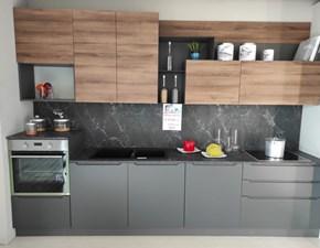 Cucina lineare design Carima Evo cucine a prezzo ribassato