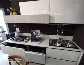 Cucina lineare design Cloe Arredo3 a prezzo ribassato