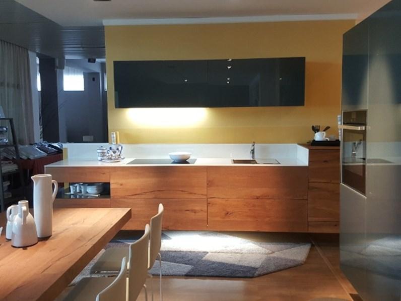 Cucina lineare design Lago cucina Lago a prezzo scontato