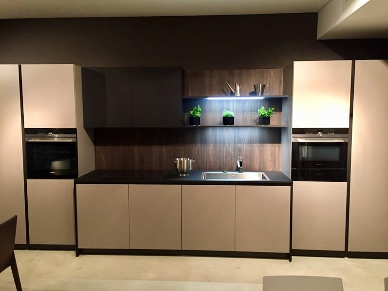 Cucina lineare design maxima 2 2 cesar cucine a prezzo for Design scontato