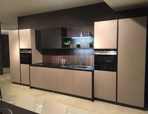 Cucina lineare design Maxima 2.2 Cesar cucine a prezzo scontato