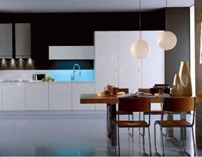 Cucina lineare design Miami Artigianale a prezzo scontato