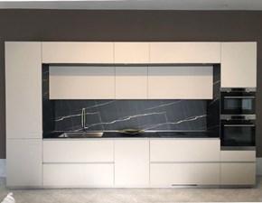 Cucina lineare design Soul Ernestomeda a prezzo ribassato