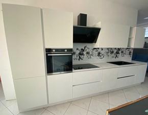Cucina lineare design Stella  Essebi a prezzo scontato