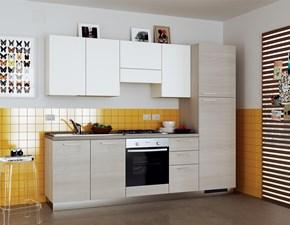 Cucina lineare design Urban & urban minimal Scavolini a prezzo ribassato