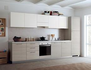 Cucina lineare design Urban & urban minimal Scavolini a prezzo scontato