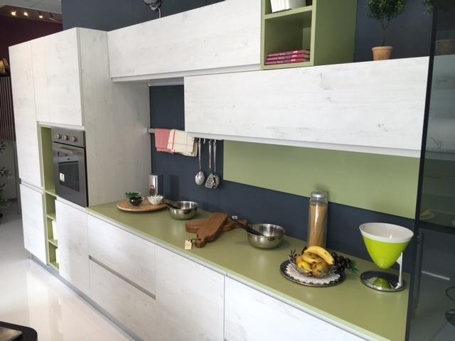 Cucina lineare dibiesse scontata del 40 cucine a prezzi scontati - Dibiesse cucine prezzi ...
