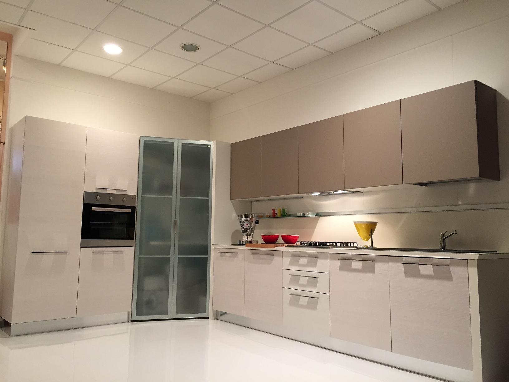 Cucina ad angolo dibiesse scontata del 40 cucine a - Cucine ad angolo ...