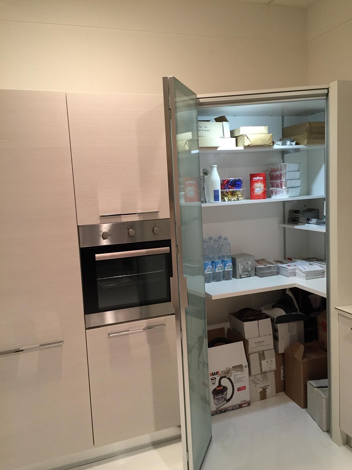 Cucine A Ferro Di Cavallo. Best Open Space Cucina E Soggiorno With ...