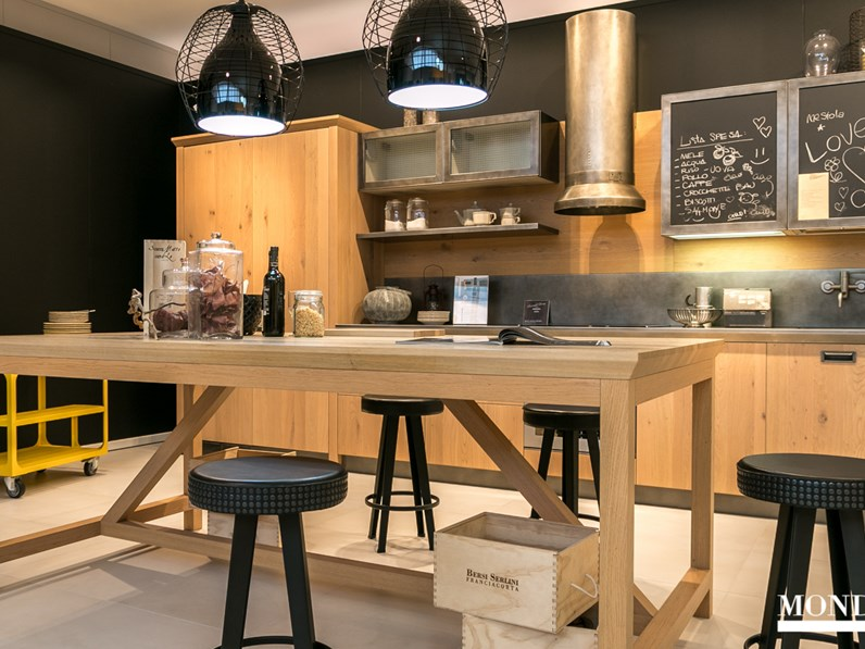 Stunning Cucina Scavolini Diesel Photos - Ideas & Design 2017 ...