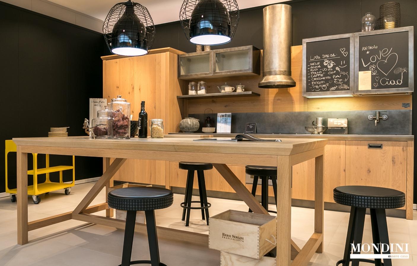 Cucina lineare diesel di scavolini scontata del 37 - Cucina scavolini prezzo ...
