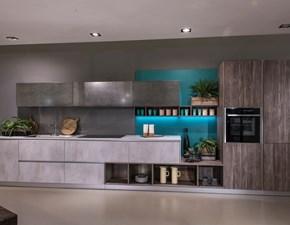 Cucina lineare Easy Doimo cucine con un ribasso del 54%