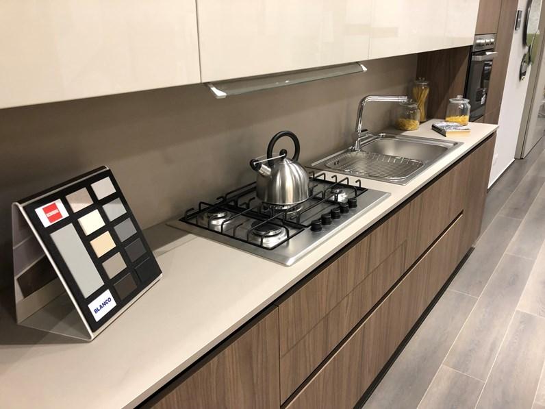 Cucina Lineare Evolution Scavolini In Offerta Outlet