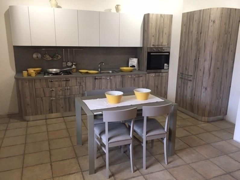 Cucina lineare gaia mobilturi cucine con uno sconto del